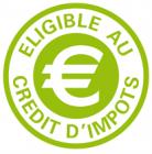 logo credit d'impot